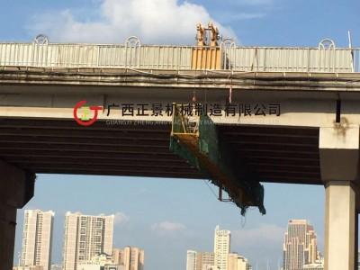 桥梁施工平台加工厂