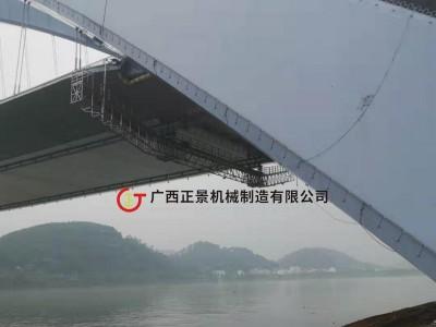 供应桥梁检查小车生产商    钢结构桥检车  高铁桥检查小车