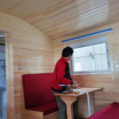 广西移动木屋 领景 防腐木木材 专业厂家