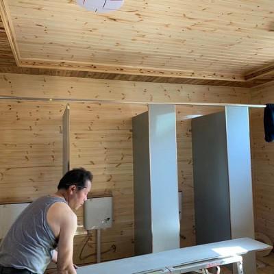 南宁木结构生态公厕 领景 木屋厕所价格 经验丰富