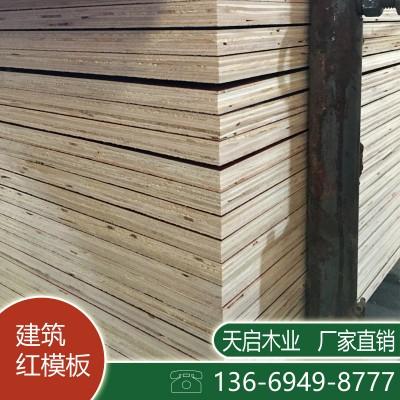 广西木模板厂 建筑模板 胶合板  广西夹板厂