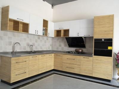 桂林桂厨精品全钢食品级不锈钢整体橱柜 桂林地区定制可免费上门测量尺寸安装