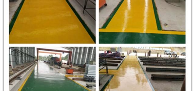 广西路桥项目部超耐磨环氧地坪漆