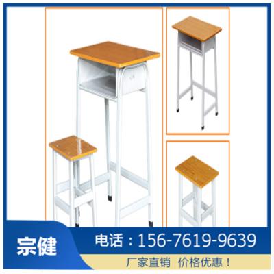 广西培训班课桌椅多少钱一套_课桌椅批发