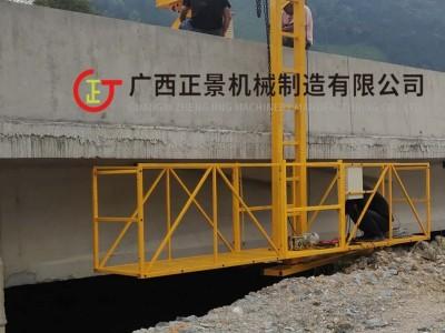桥侧墩柱安装排水管设备-桥梁雨水管安装施工设备