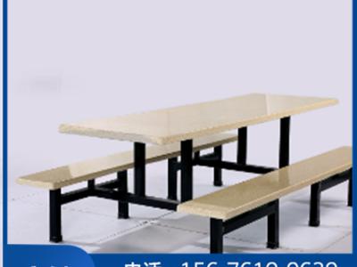 柳州市快餐桌厂家_四人六人八人快餐桌供应