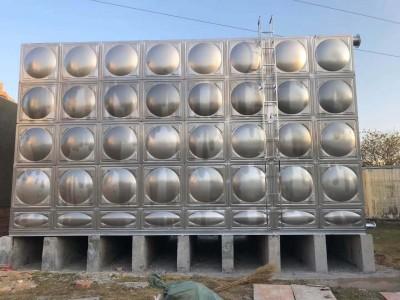 南宁不锈钢水箱厂家  组合水箱- 桂和水箱 现货销售