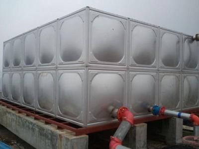 南宁水箱定做  不锈钢水箱 桂和生产 专车配送