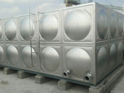 定做不锈钢水箱  方形不锈钢水箱 桂和制品工艺精良