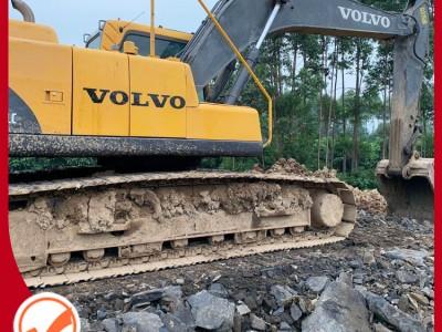 二手挖掘机 11年沃尔沃210 广西二手挖掘机交易市场 二手挖机