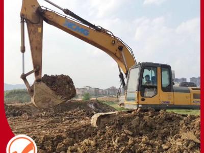 二手挖掘机 19年买的徐工215D 湖南二手挖掘机交易市场