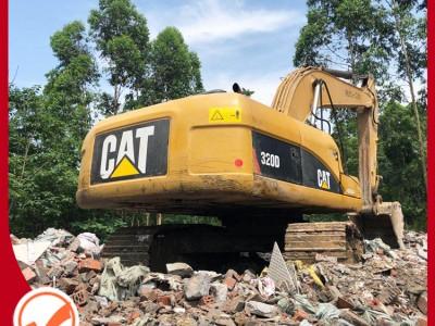 贵州二手挖掘机价格 卡特320D挖掘机 进口 电喷 二手挖掘机