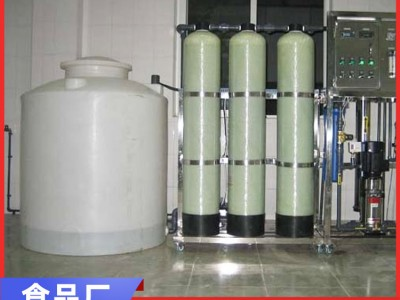 食品厂饮料厂工业水处理设备  广西水处理设备 反渗透设备