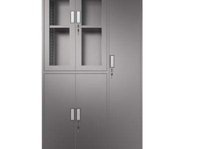 不锈钢五门更衣柜 广西南宁厂家直销 不锈钢柜定制