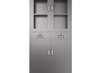 不锈钢九门更衣柜 广西南宁厂家直销 不锈钢柜定制