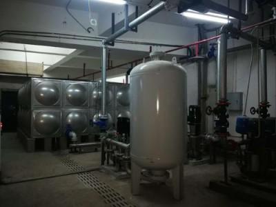 贵港给水泵设备价格  小区宾馆酒店生活给水泵 厂家直销