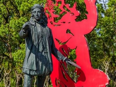 广西玻璃钢雕塑全国销售  批发定制 量大优惠