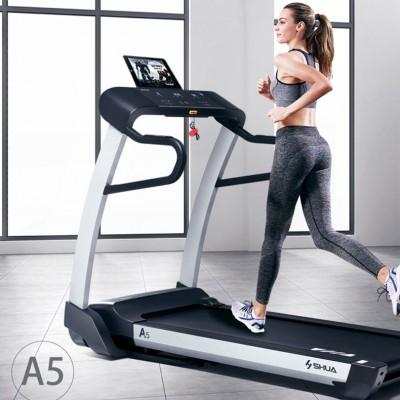 舒华A5智能折叠跑步机-高端家用折叠跑步机-广西舒华体育