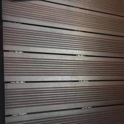 厂家生产 南宁耐用重竹木地板 户外重竹木地板 领景园林