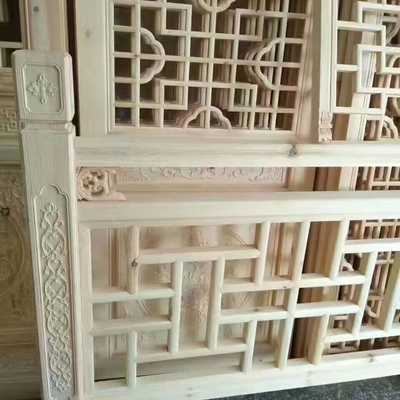 广西防腐木护栏厂 领景园林 河道栏杆护栏 款式多样