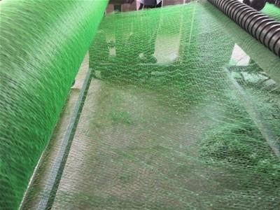 来宾挂三维网批发  能业物资 三维植被边坡网喷播施工