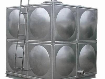 广东不锈钢水箱定制 不锈钢组合水箱  厂家配送安装 质量可靠