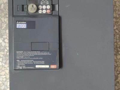进口变频器37Kw 三菱变频器FR-F740-37K 二手变频器37kw