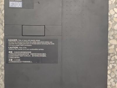 进口变频器30Kw 三菱变频器FR-F740-30K 二手变频器30Kw