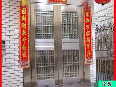 【金大吉门业】6.18不锈钢车库门优惠活动 欢迎新老客户下单定制