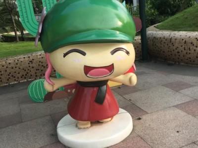 卡通雕塑价格 广西贺州卡通雕塑生产厂家