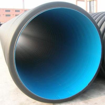 南宁波纹管厂家 给排水双臂波纹管 大口径波纹管价格