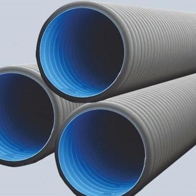 广西波纹管厂家 波纹管批发 HDPE双壁波纹管