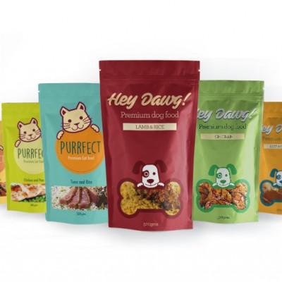 宠物食品包装 猫粮 狗粮袋 广西宠物兽药包装定制