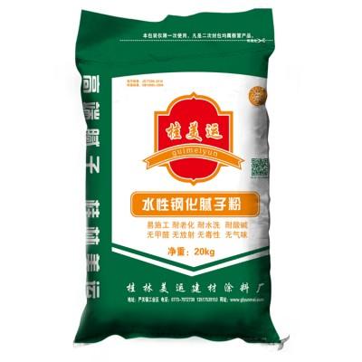 湖南永州腻子厂 内外墙腻子胶施工专用