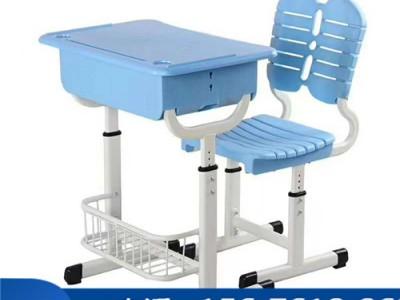柳州单人单桌课桌椅批发_学校采购课桌椅