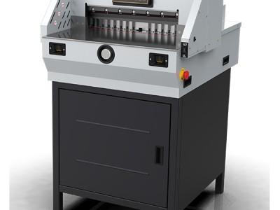 南宁切纸机报价 便宜价厂家直销 前锋FN-E490R程控切纸机全国联保