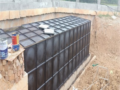 地埋式消防水箱 广西地埋式消防水箱生产商 地埋式水箱报价