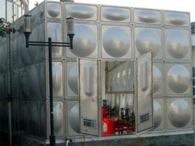南宁不锈钢水箱厂 5吨不锈钢水箱 304楼面不锈钢水箱