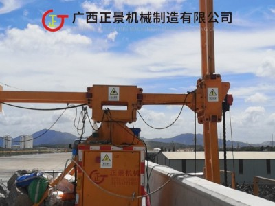 立交桥腹板排水管安装施工作业设备