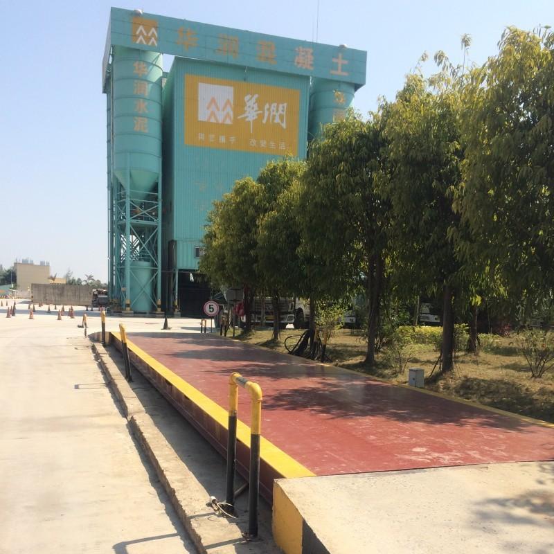 广西桂林电子地称  60吨汽车衡  坚固耐用生产厂家货真价实