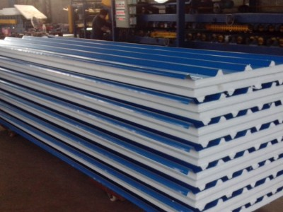 蓝色活动房板材批发 南宁活动房板材批发商 活动房板材每平方价格