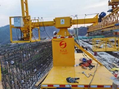 模板台车浇筑混凝土 安全操作规程