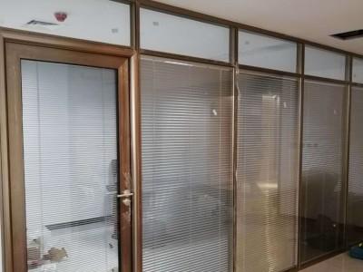 特价优惠 厂家直销供应商 安全防火玻璃高隔断办公室玻璃隔断墙
