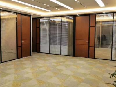 办公玻璃隔断安装 可定制 广西玻璃隔断 磨砂玻璃隔断