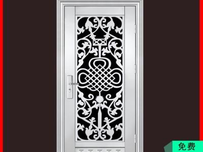 不锈钢本色门定制 桂林不锈钢门厂家 桂林不锈钢门批发