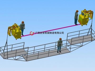 裂缝修补桥梁检测车制造方案