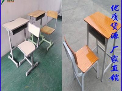 广西课桌椅_单人单桌课桌椅批发