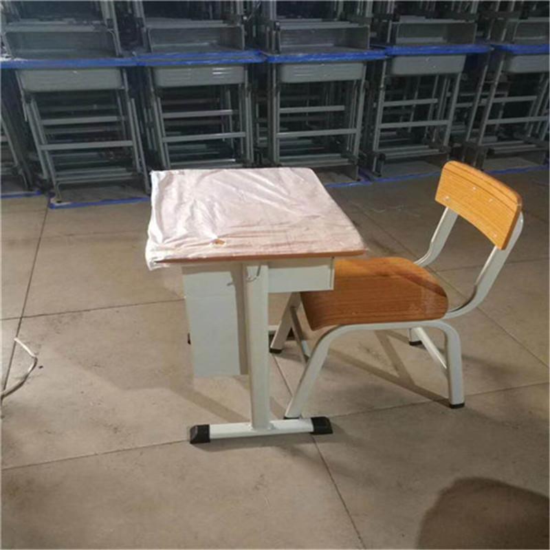 玉林课桌椅_双柱升降课桌椅