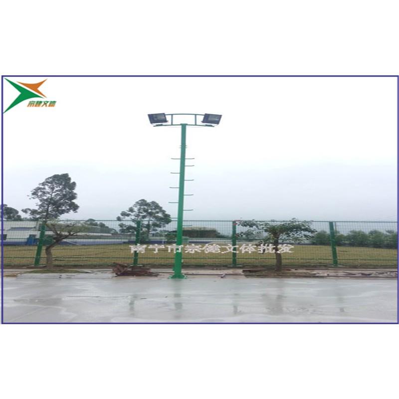 广西球场灯杆   8米大小管球场灯杆
