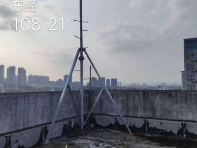 广西地区铁塔抱杆生产厂家 5G抱杆生产厂家